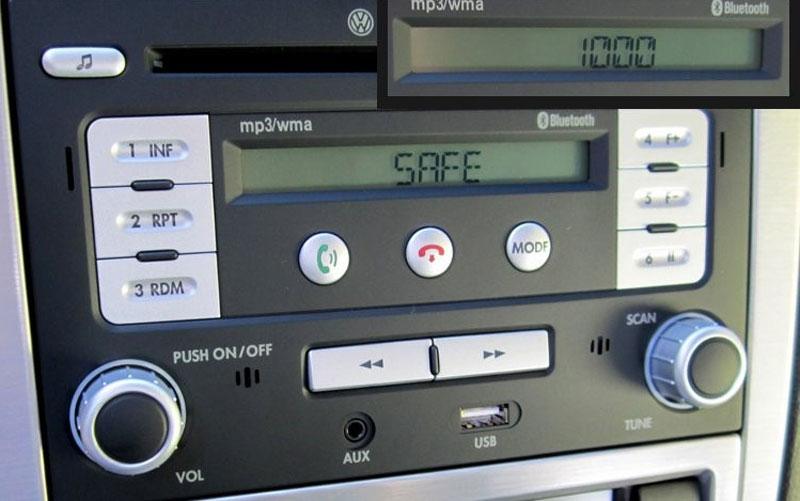 dekodiranje radio aparata